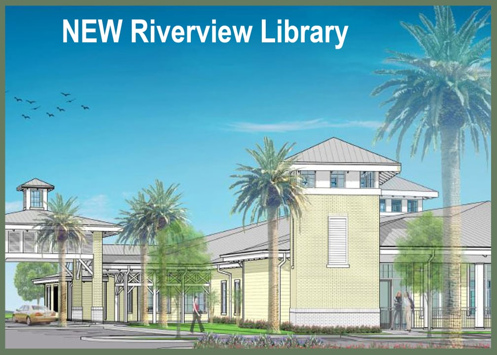 NEW Riverview Library