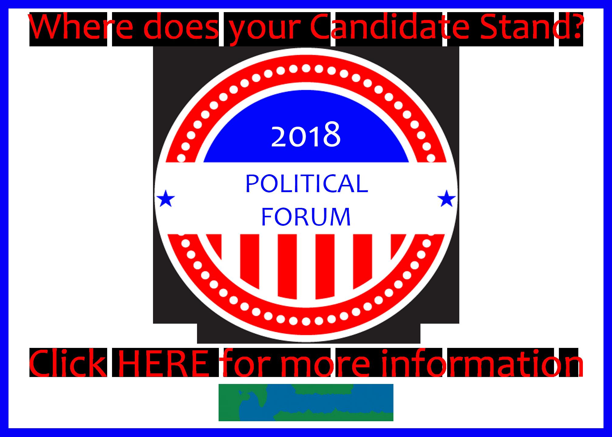 Community Political Forum
