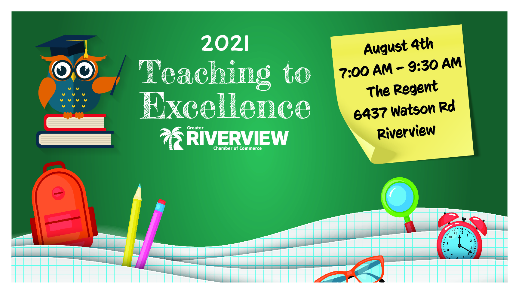 2021 Teaching to Excellence
