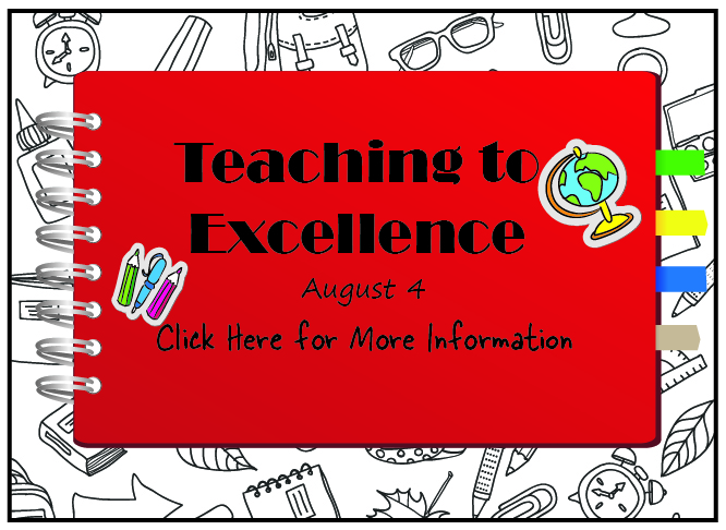 Teaching To Excellence 2017