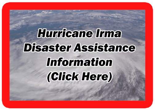 Hurricane Irma Disaster Assistance Information