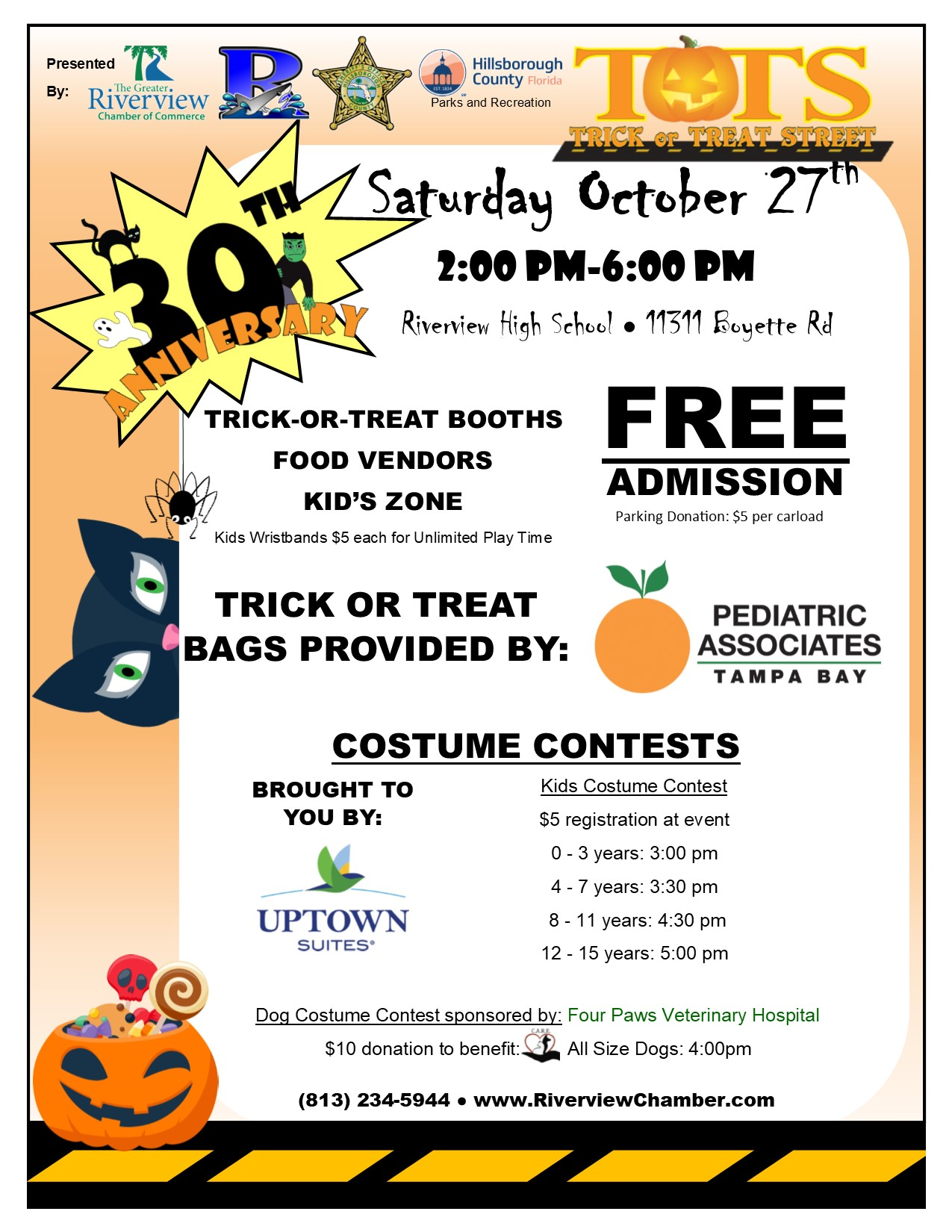 Trick Or Treat Street 2018 Oct 27 2018 Greater