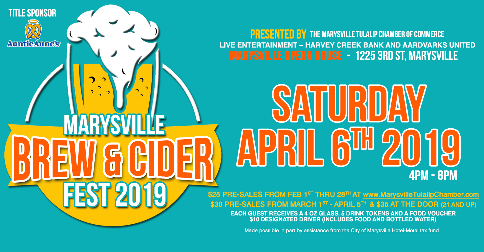 Marysville Brew & Cider Fest