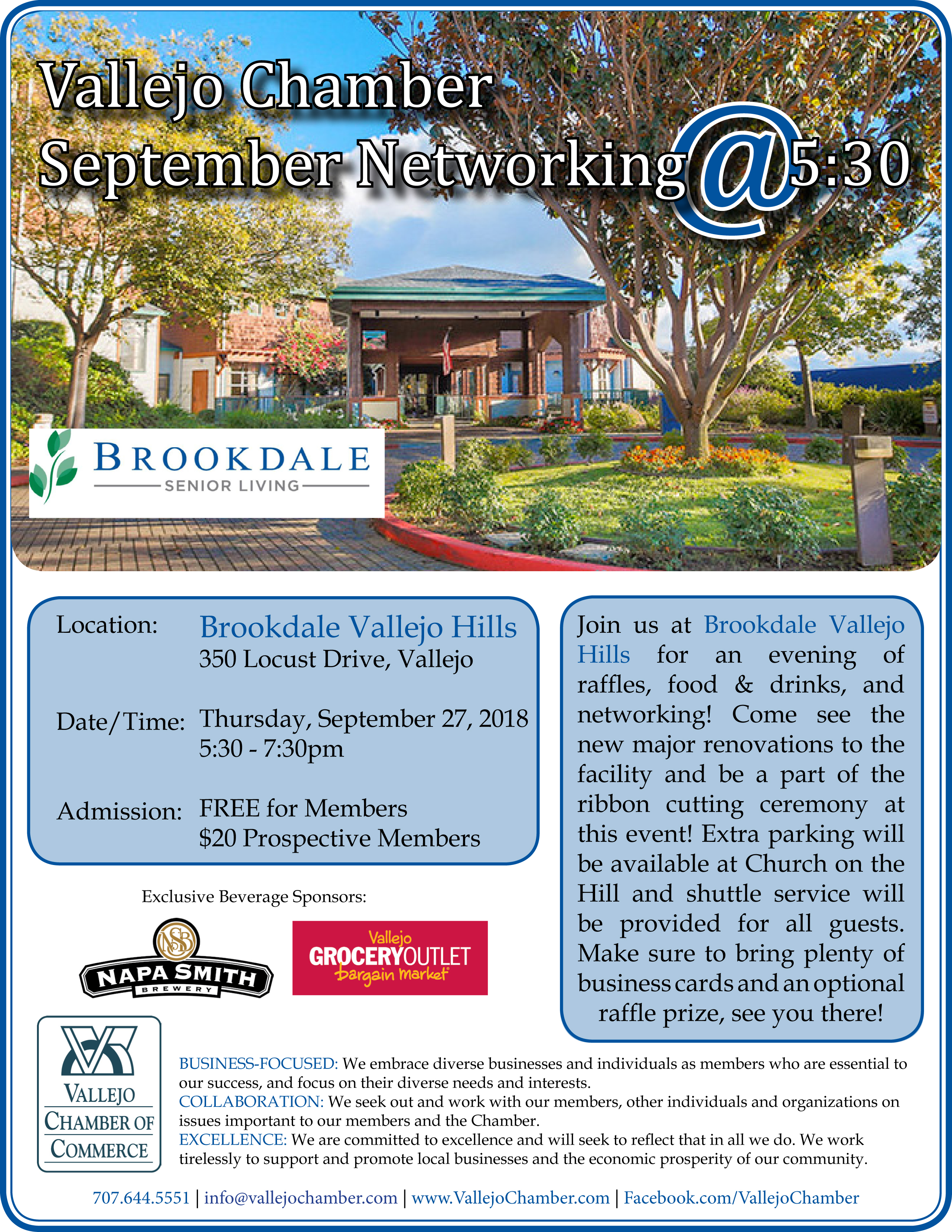 Vallejo-Chamber-September-Networking-2018-Brookdale-Vallejo-Hills