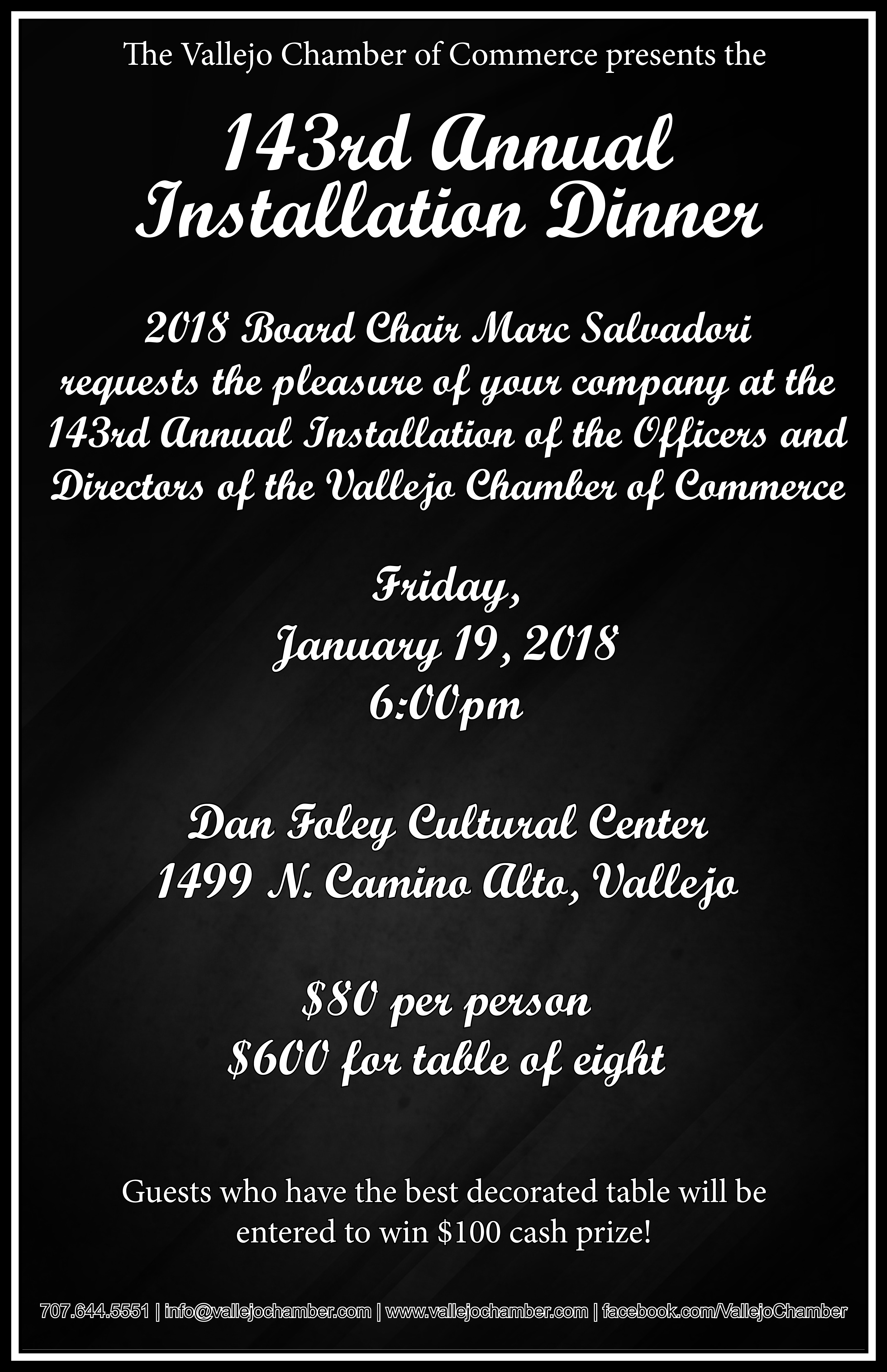 2018-VCC-Installation-Dinner