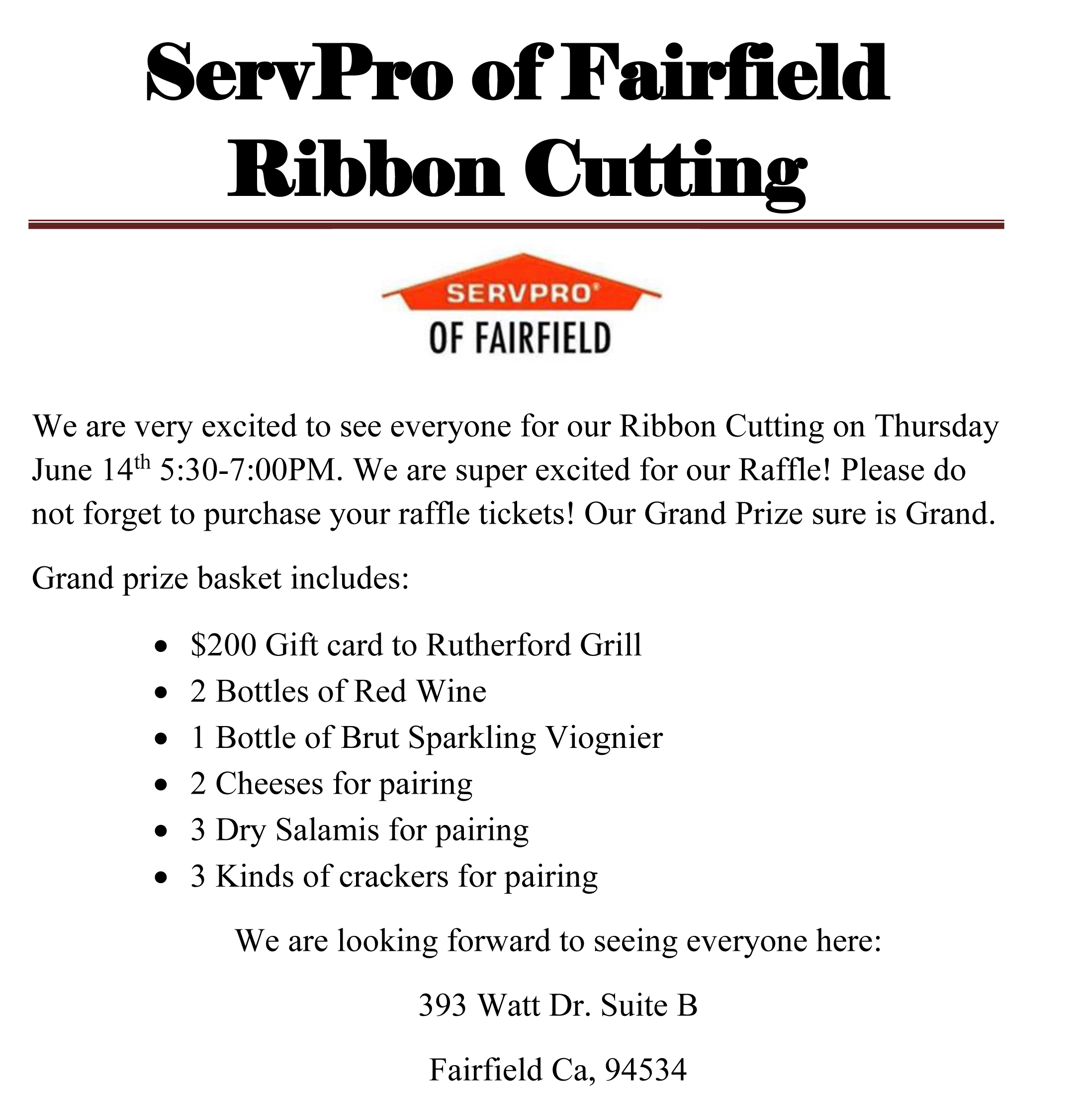 ServPro-of-Fairfield-Ribbon-Cutting-June-2018