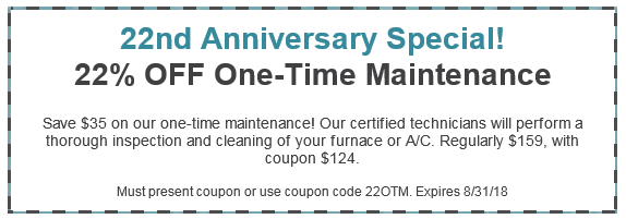 A1-Guaranteed-Heating-and-Air-Conditioning-22-Percent-Off-Promo