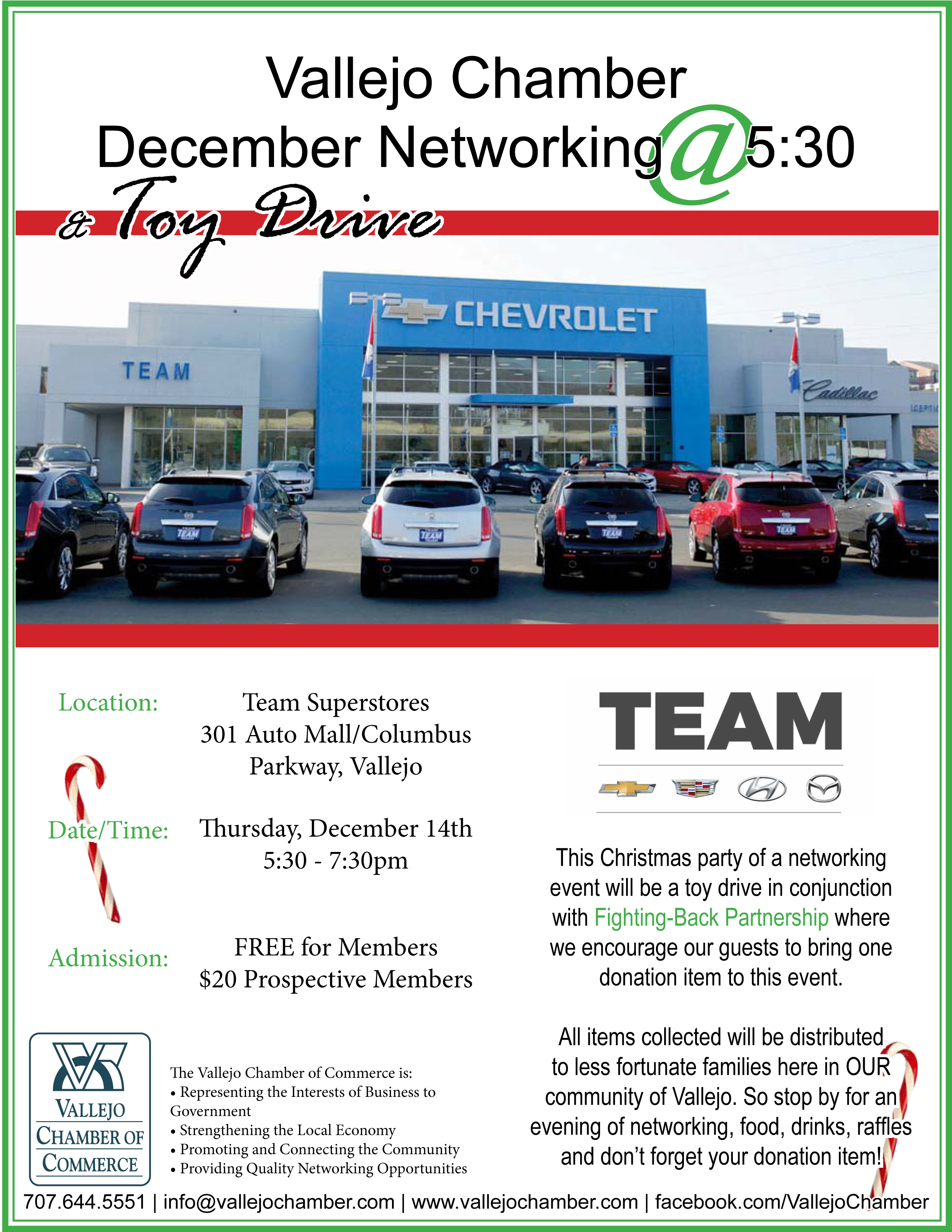 Vallejo-Chamber-December-Networking-2017