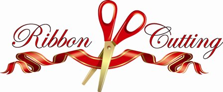 Image result for ribbon cuttings