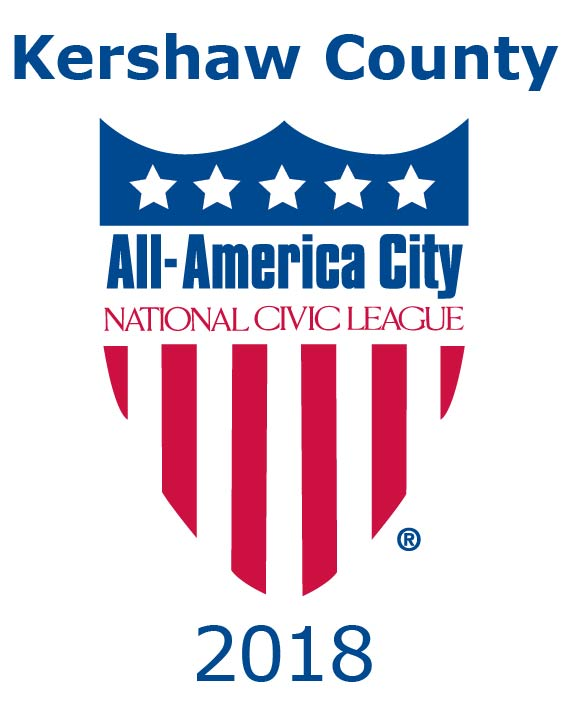 Kershaw County All-America City National Civic League 2018