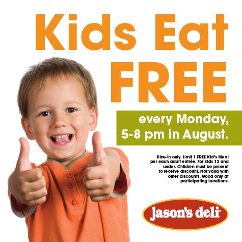 Kids Eat Free East Peoria