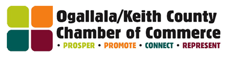 Ogallala/Keith County Chamber of Commerce logo