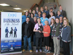 Business of the Month, Young Professional Group