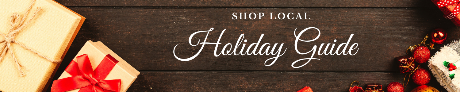 Shop Local Holiday Guide