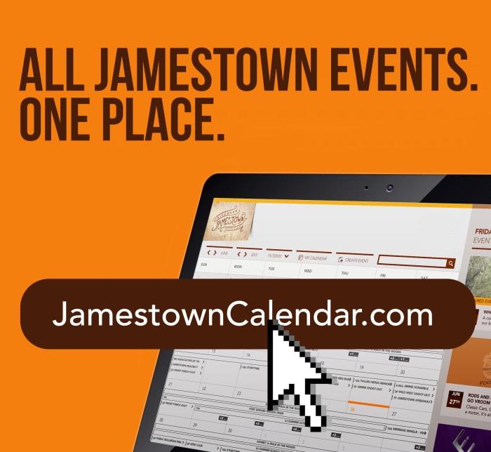 Jamestown Calendar
