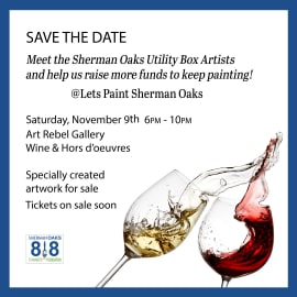 2019 Sherman Oaks Chamber Foundation Fundraiser