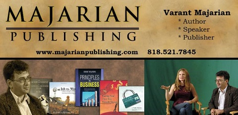 Majarian Publishing sherman oaks chamber sponsorship, member sponsor, small business