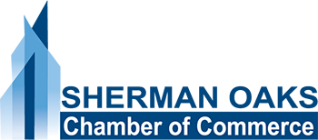 sherman oaks chamber logo, create connections, business credibility