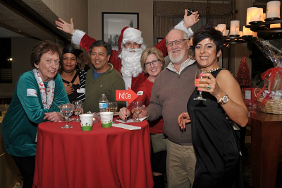 holiday party hampton inn & suites by hilton los angeles