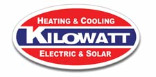 Kilowatt heating cooling electric solar blog