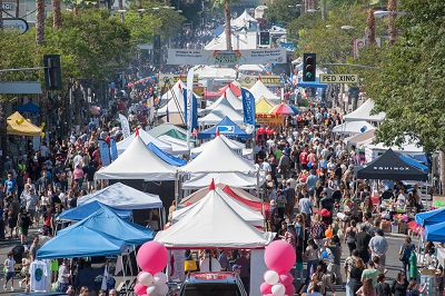 sponsorship opportunities, small business, sherman oaks street fair