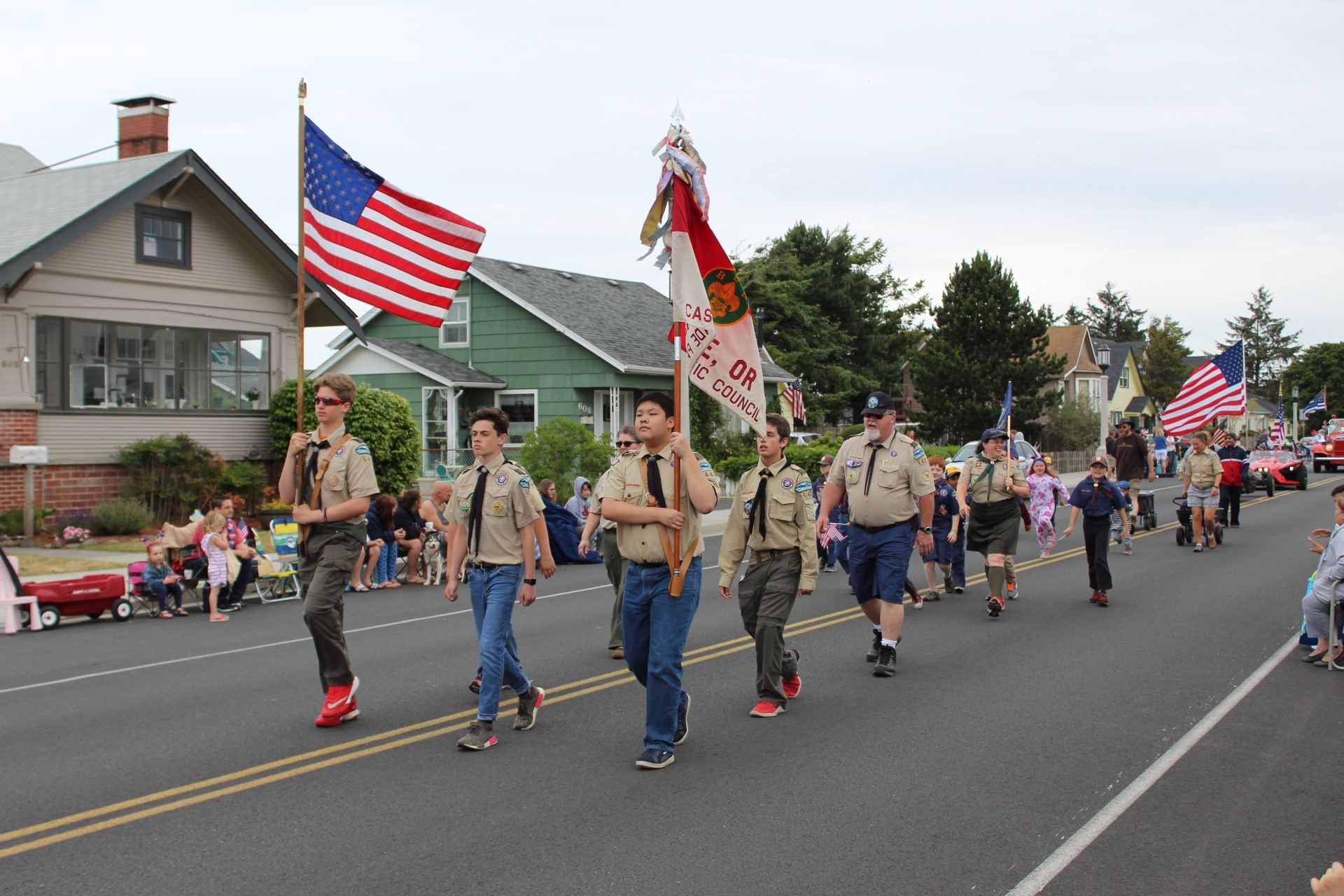 Fourth of July Parade registration