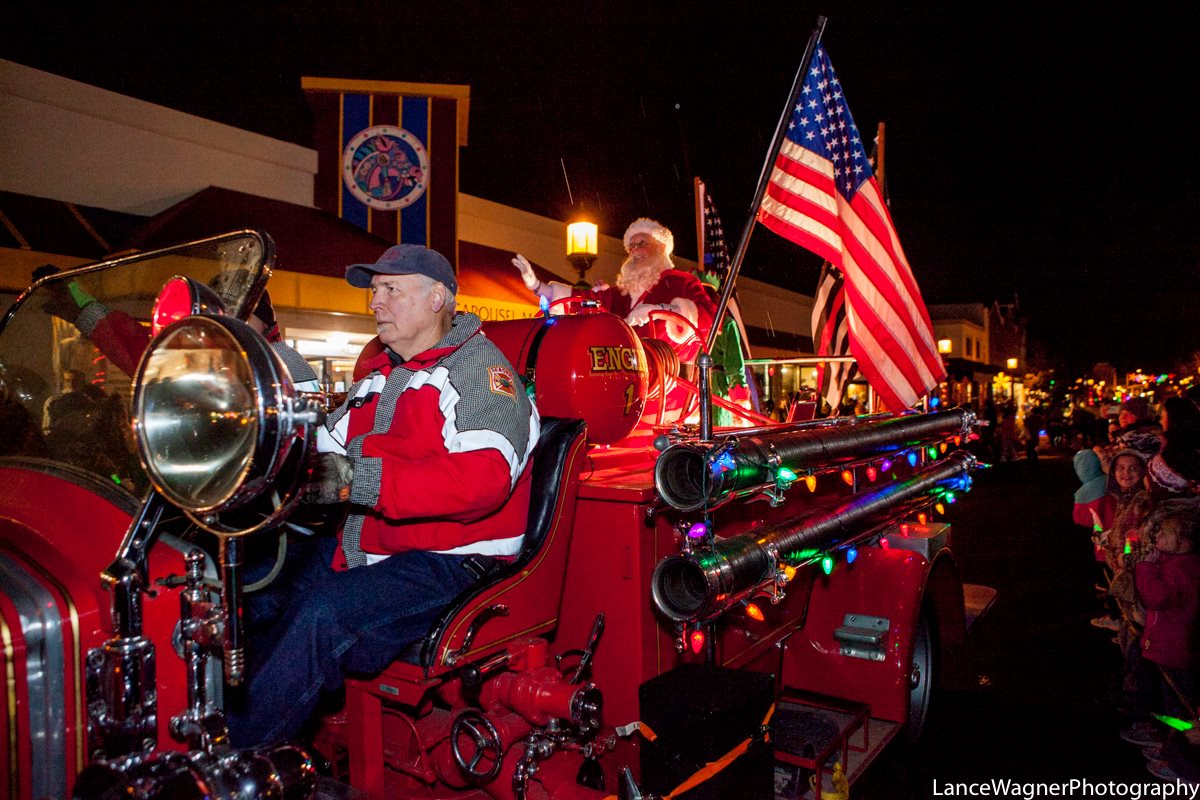 Pacific Power Parade of Lights application