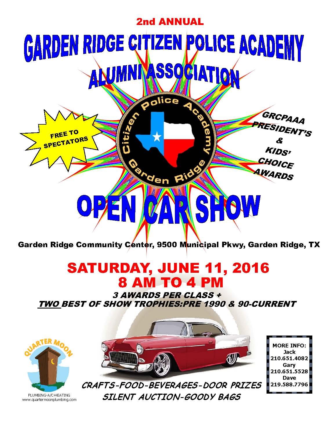 Bulverde Car Show