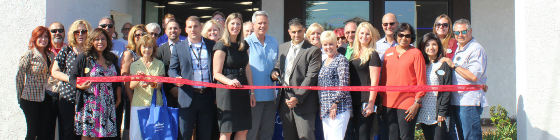 Image of Ribbon Cutting