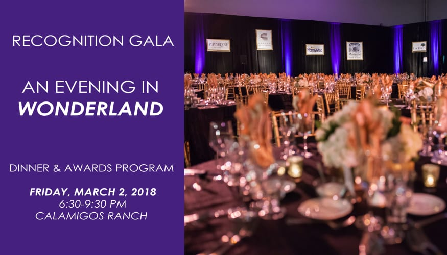 Recognition Gala