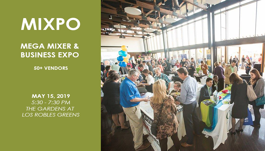 MIXPO Mega Mixer and Business Expo