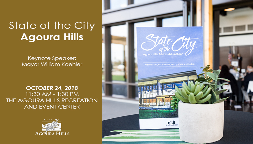 State of the City Agoura Hills