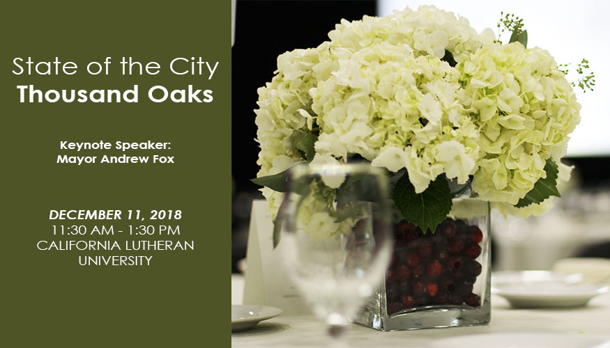 State of the City Thousand Oaks