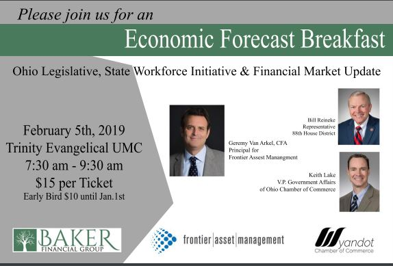 Economic Forecast Breakfast 2019