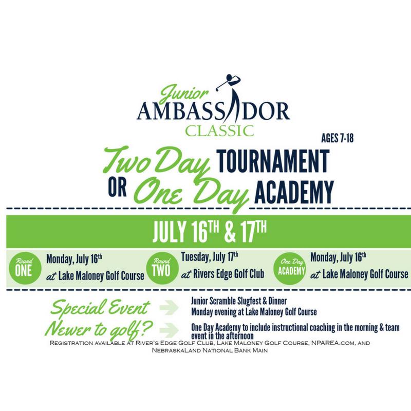 Jr. Ambassador Classic Golf