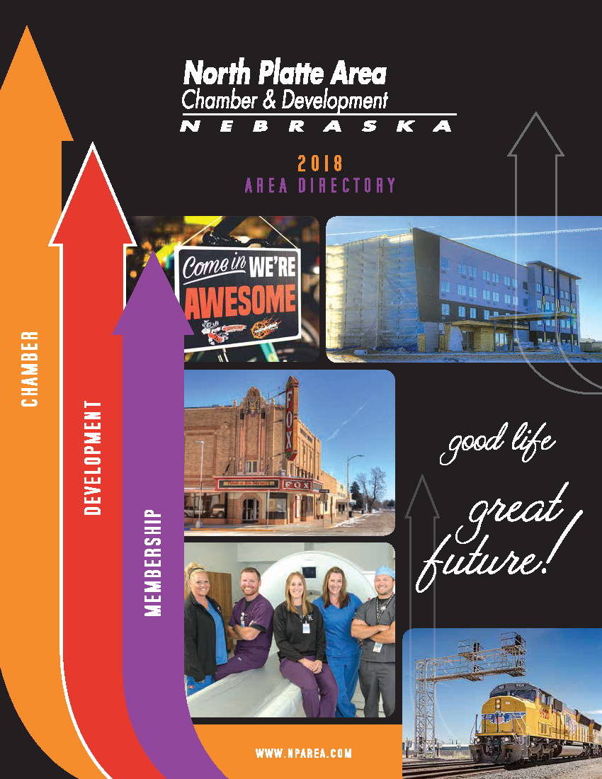 2017/2018 Chamber Member Directory