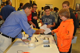 Manufacturing Career Expo Day Two