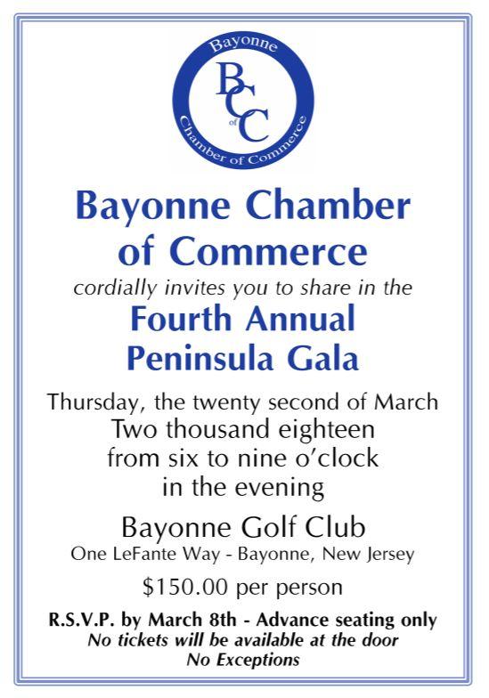 4th Annual BCC Peninsula Gala