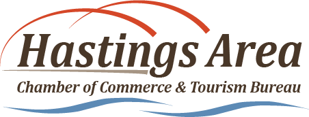 Hastings Area Chamber of Commerce and Tourism Bureau Logo