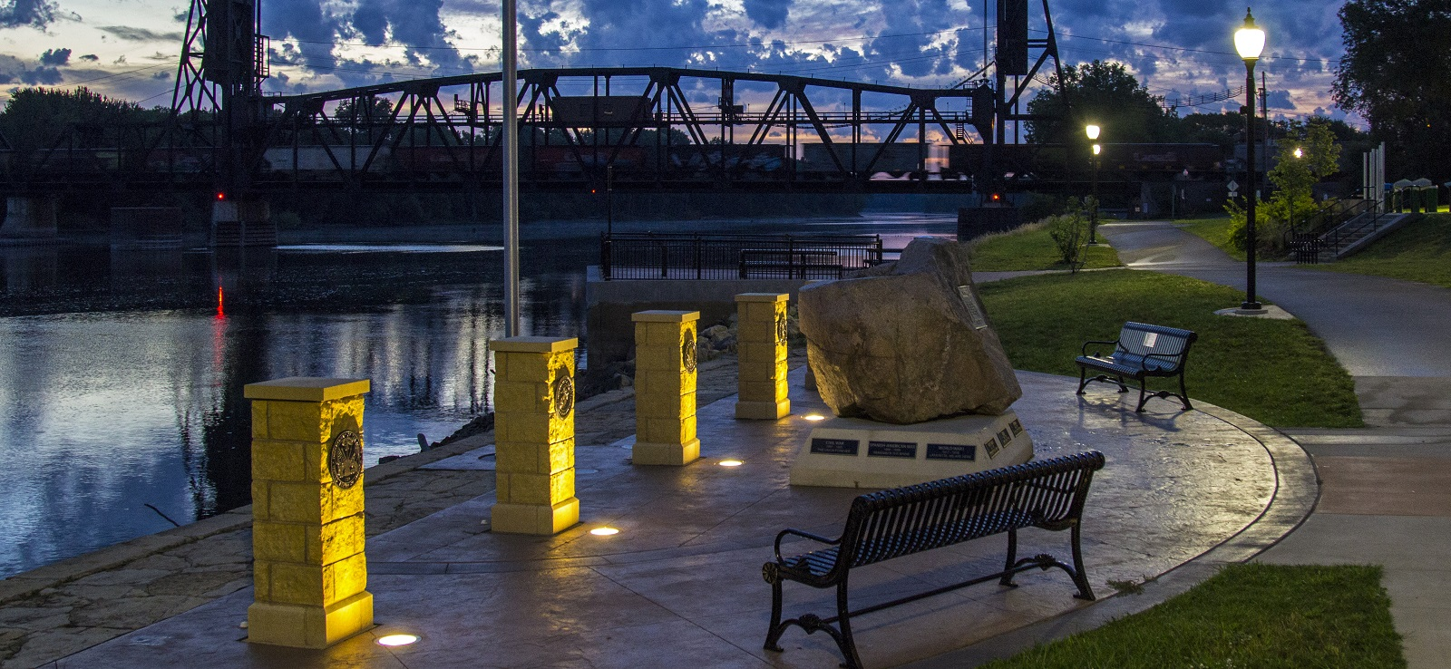 Hastings Historic Downtown and Riverwalk