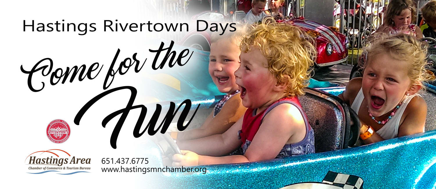 Rivertown Days come for the fun