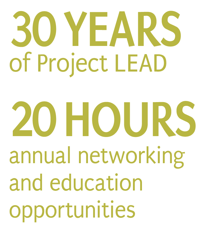 30 Years of Project LEAD