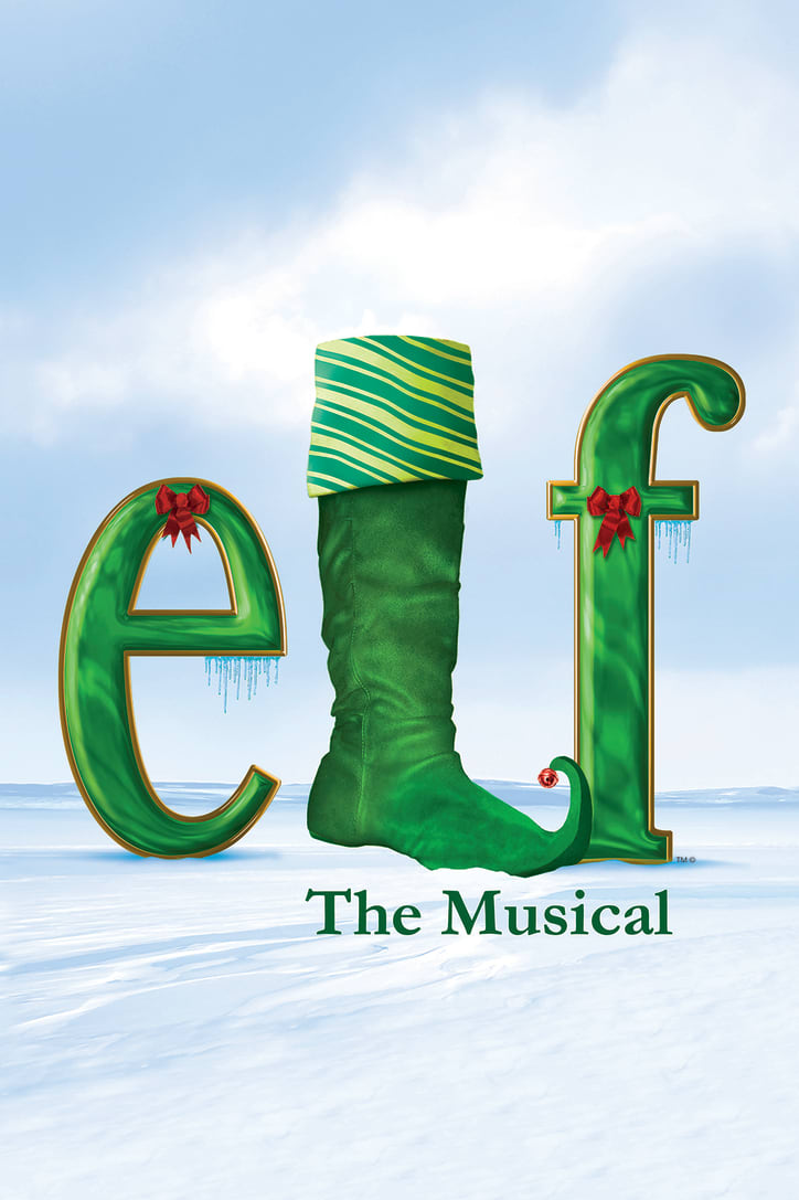Elf the musical at the fireside dinner theatre