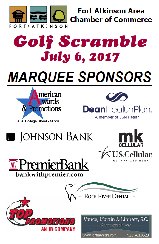 Marquee-Sponsors- 2017 golf outing