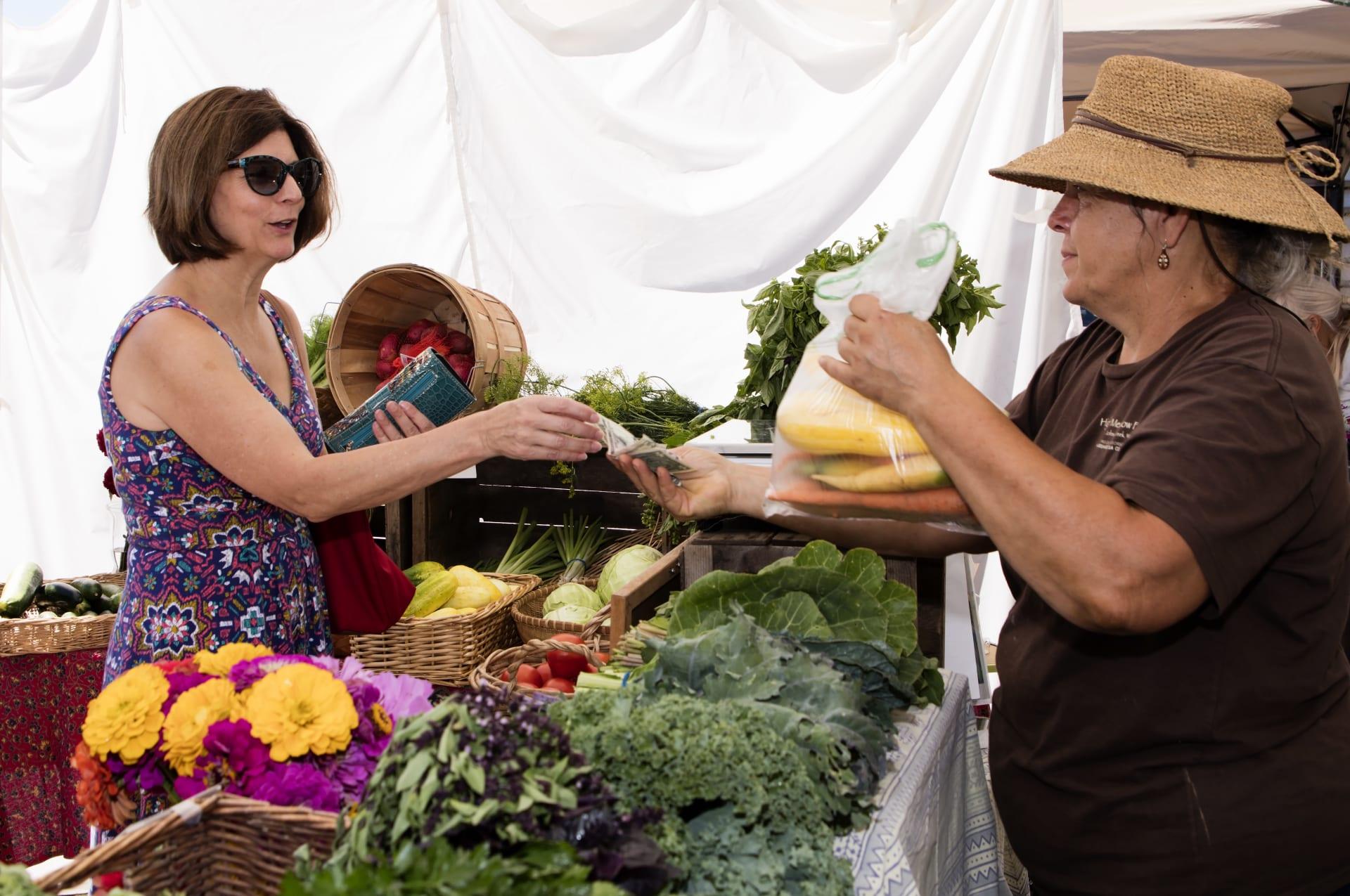 10. Farmer's Market