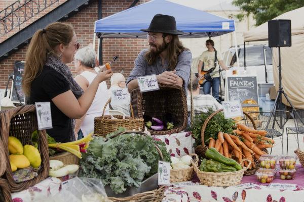 6. Farmer's Market
