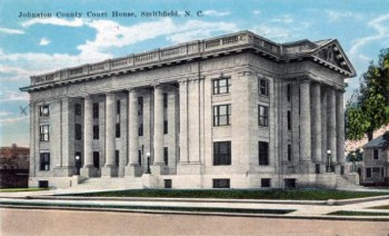 Downtown Smithfield, NC, c. 1915