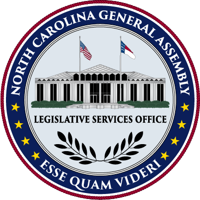 NC General Assembly logo