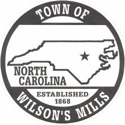 Town of Wilson's Mills seal