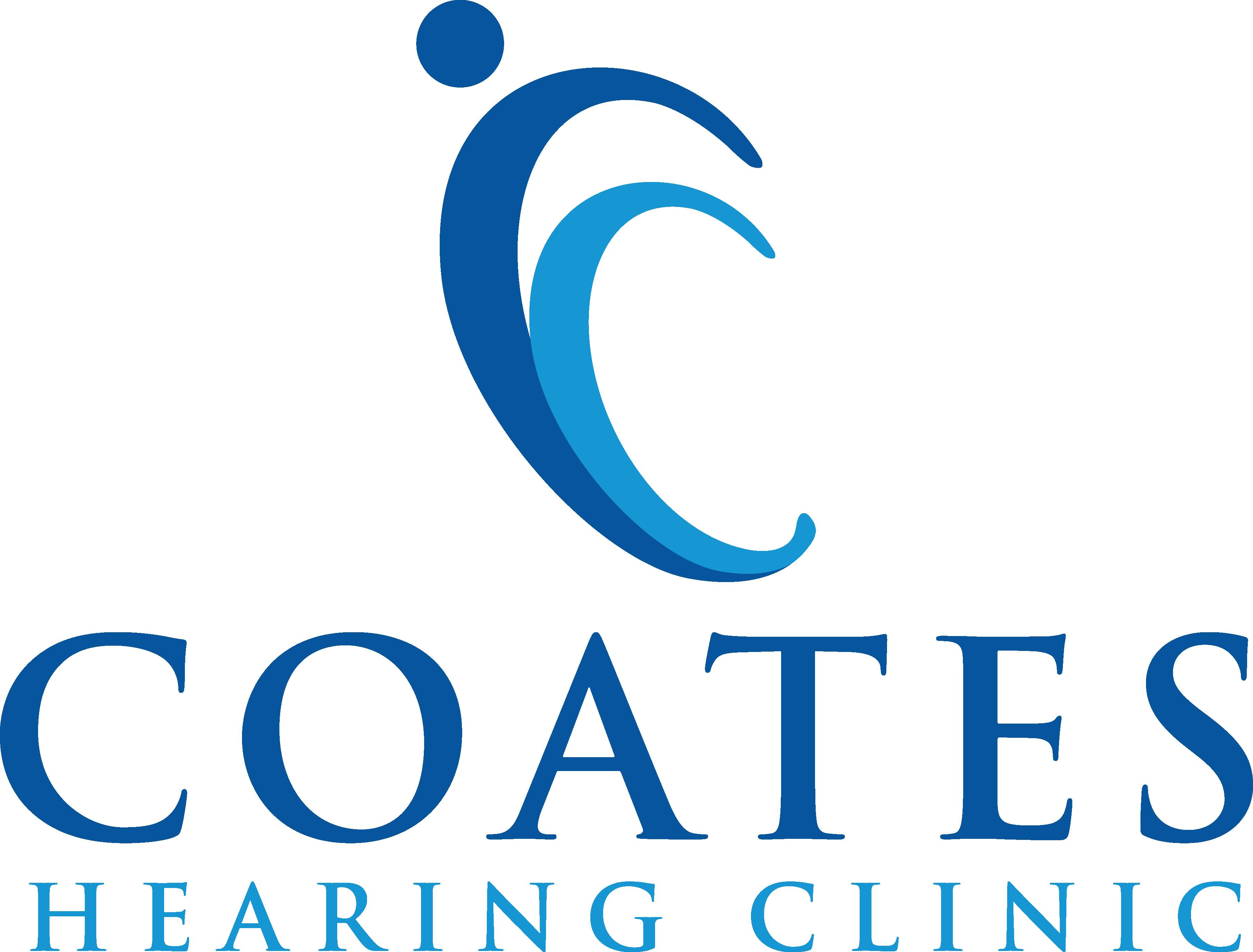 coates hearing clinic logo